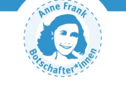 Anne Frank-Botschafter*innen beziehen die Erfahrungen und Beobachtungen, die Anne Frank in ihr Buch schrieb, auf die Gegenwart; (Screenshot, Webseite)